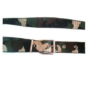 Forever 21 Army Fatigue Belt